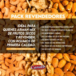 Pack Revendedores - $6550