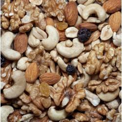Mix de frutas secas tradicional x 15kg $410 x kg