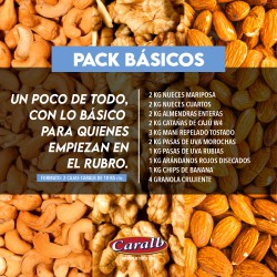 Pack basicos